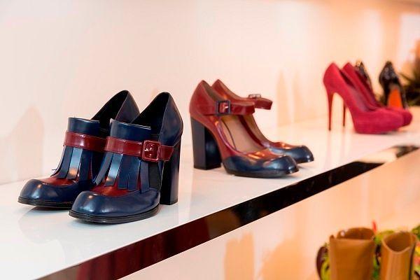 Фото №11: Модные цвета обуви осень-зима 2018-2019, фото