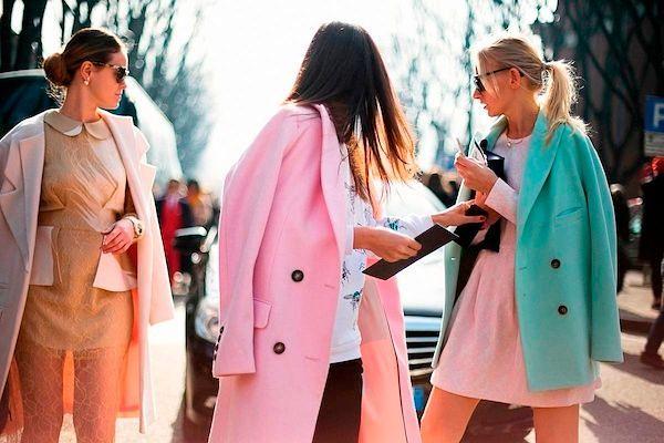 Фото №9: Модные цвета пальто осень-зима 2018-2019, фото