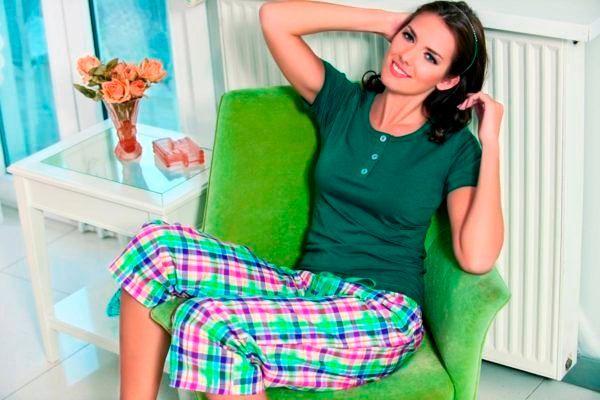 Фото №4: Стильные пижамы для женщин 2018, фото