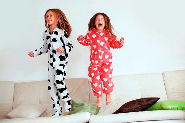Фото №7: Модные пижамы 2018 для детей, фото