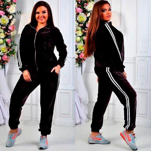 Фото №10: Стильная спортивная одежда для полных, фото