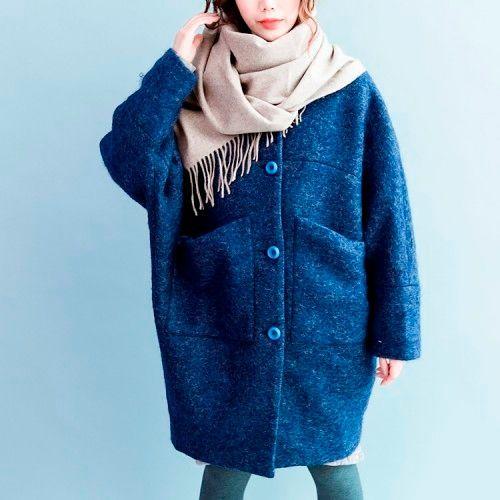 Фото №11: Стильные пальто 2018 для девушек, фото