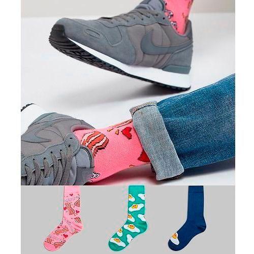 Фото №8: Модные женские носки 2018 с рисунком, фото