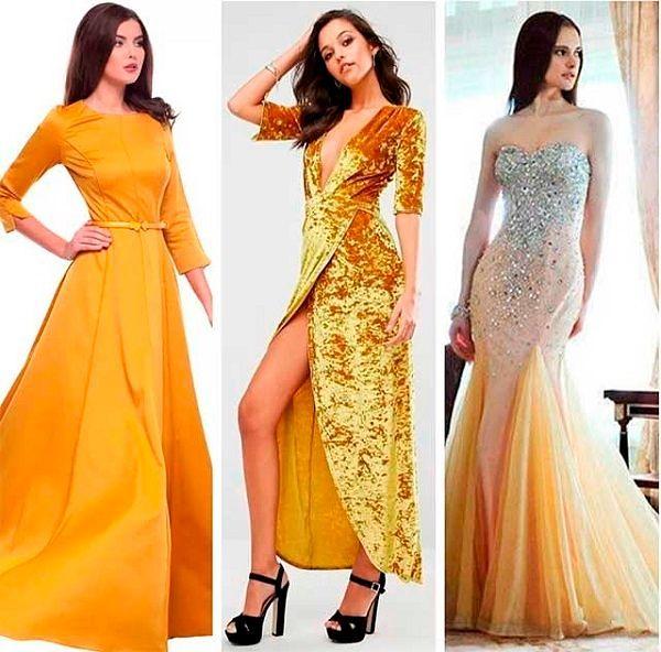 Фото №1: Платья на Новый год 2019: фото, новинки