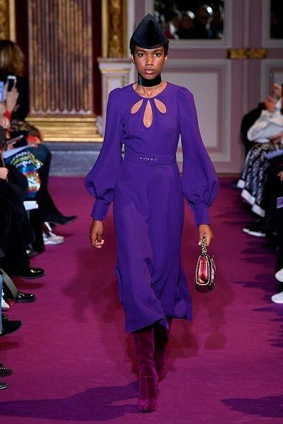 Фото №11: Ультрафиолетовый - самый модный цвет 2019 года по версии Panton