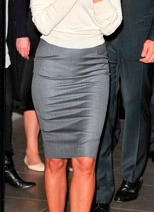 Фото №11: Почему задирается юбка