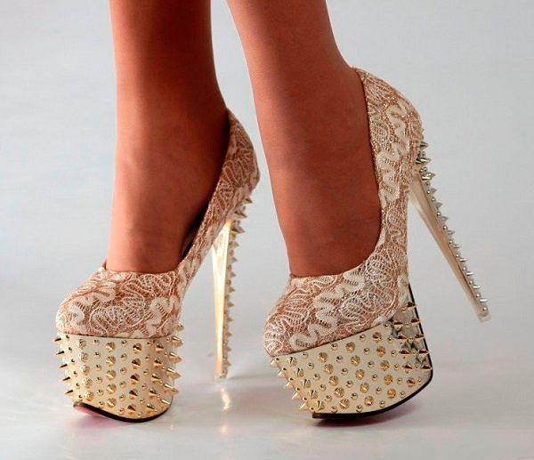 Фото №3: Модная женская обувь 2019.