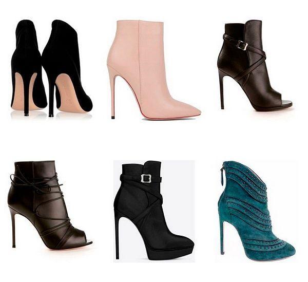 Фото №9: Немодная обувь Весна: только модели на шпильке