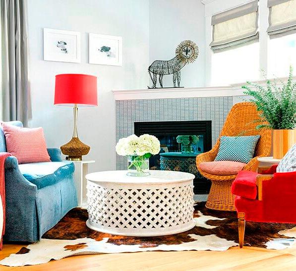 Фото №9: Дизайн интерьера стили тенденции материалы.