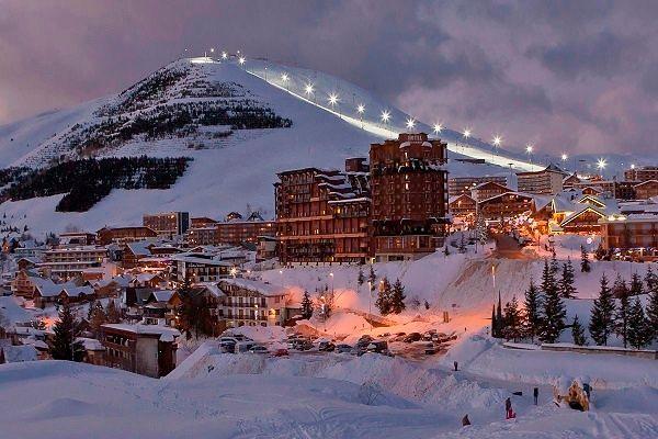 Фото №12: Популярные курорты 2019 из горнолыжных