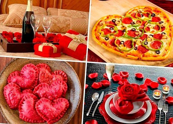 Фото №9: Романтический ужин для любимой.
