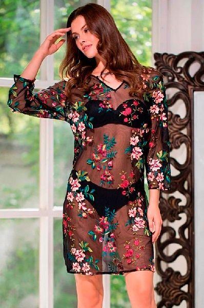 Фото №8: Прозрачные платья вышли из моды