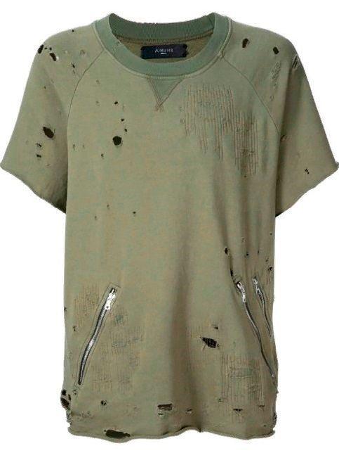Фото №3: Модная рваная одежда фото.
