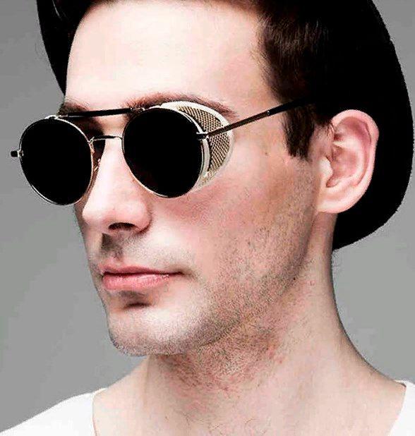 Фото №4: Антитренды 2019 мужские очки.