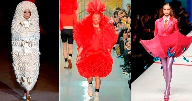 Фото №1: Мода на уродливые вещи.