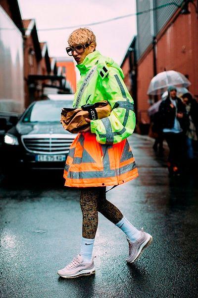 Фото №15: Уродливая модная одежда.