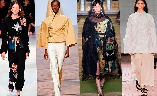 Фото №1: Стиль азиатский в одежде.