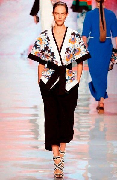 Фото №12: Азиатский стиль в одежде фото.