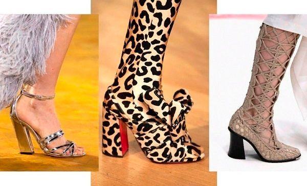 Фото №1: Что не надо носить из обуви женской.