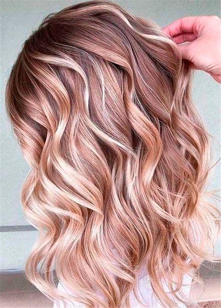 Фото №10: Новые тренды в окрашивании волос 2020.