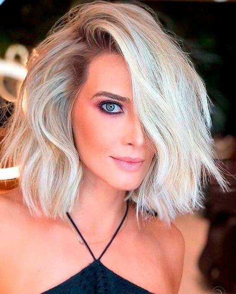 Фото №14: Окрашивание светлых волос 2020.
