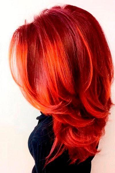 Фото №18: Новые тенденции в окрашивании волос 2020.