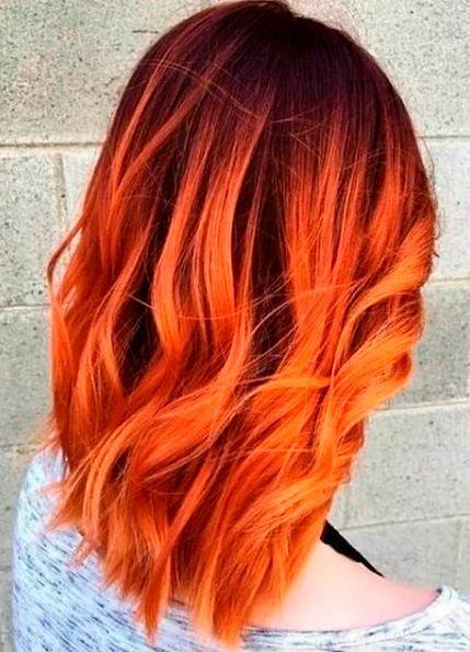Фото №21: Мода на цвет волос 2020.