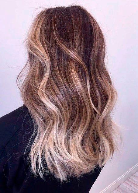 Фото №29: Как модно покрасить волосы 2020 фото.