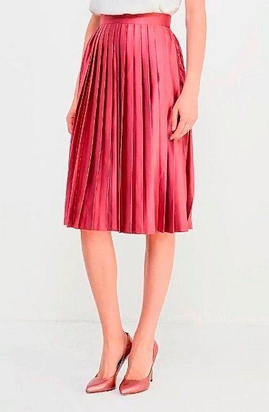 Фото №26: Модные юбки.