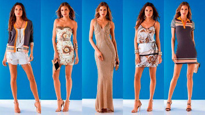 Самая модная одежда и платья