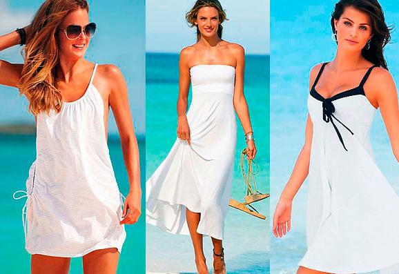 Пляжные  и сарафаны фото