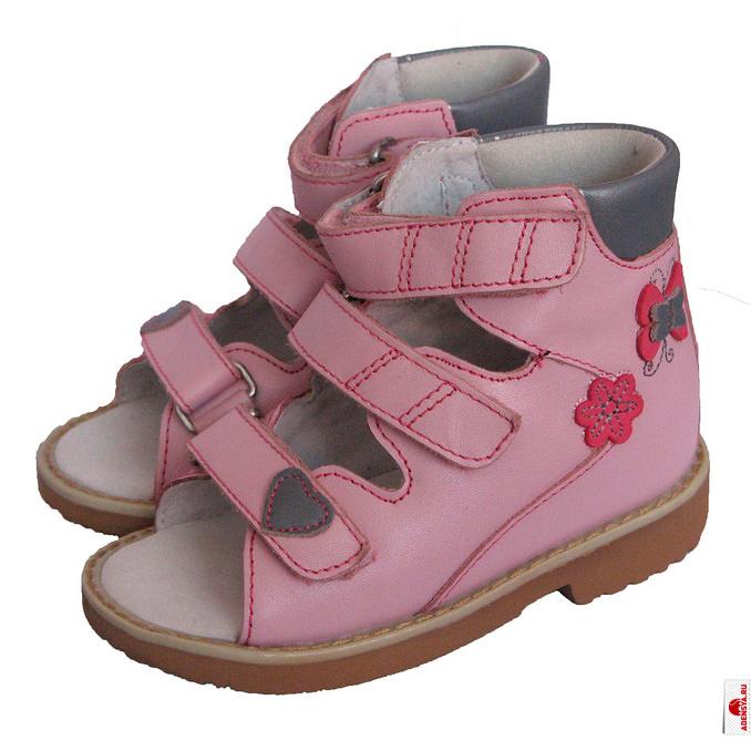 Фото №5: детская ортопедическая обувь