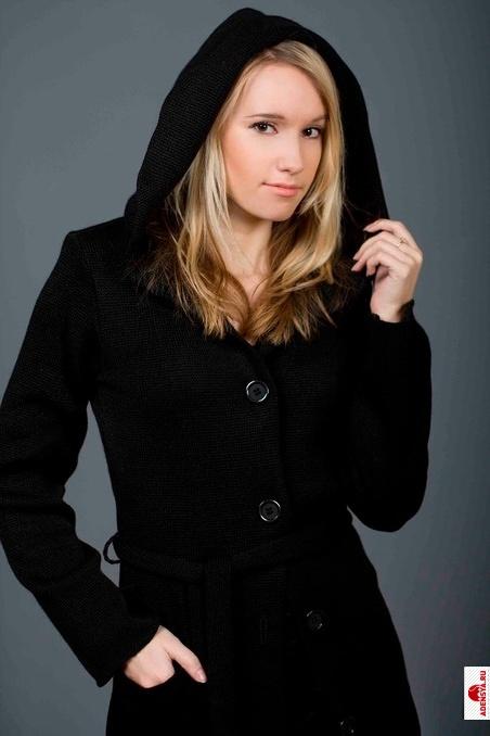 Зимнее женское пальто кашемир