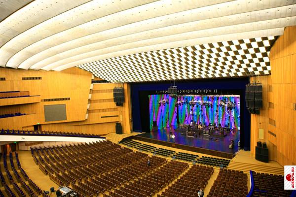 Государственный Кремлевский Дворец прочно закрепил за собой звание центральной театрально-концертной площадки страны.