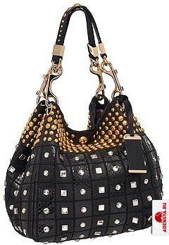 модная сумка Jimmy Choo - тенденции осень-зима 2009-2010.