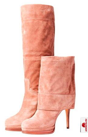 Зимние Сапоги Женские Модные