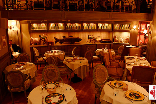 Da Giacomo (Да Джакомо) : итальянский ресторан (Москва) : Описание ...