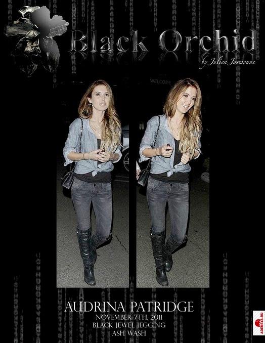 Black orchid джинсы