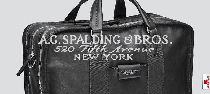 A.g. Spalding&bros 520 Fifth