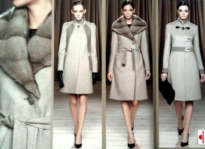 пальто cinzia rocca каталог