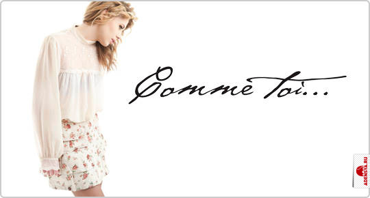 comme toi clothing