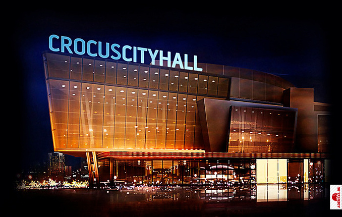 Crocus City Hall na LILIMI.
