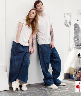 Фото №7: Levi's Engineered Jeans