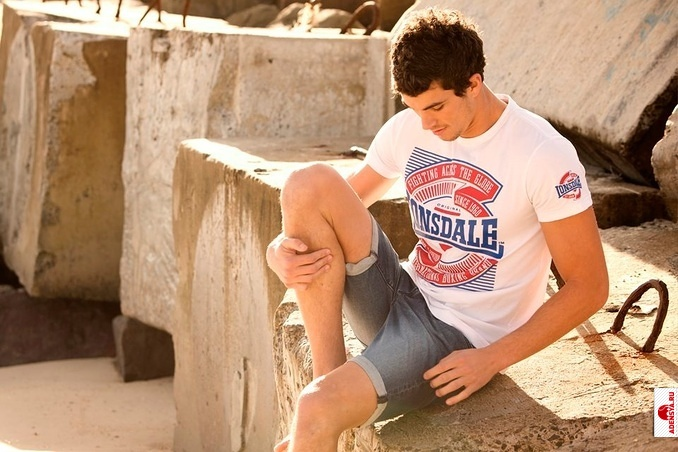 Lonsdale Summer 2011-12 Campaign