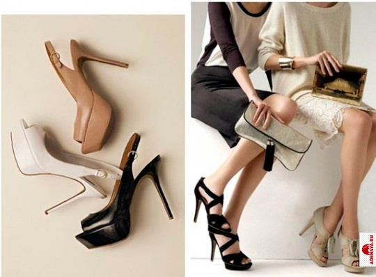 mango shoes 2012