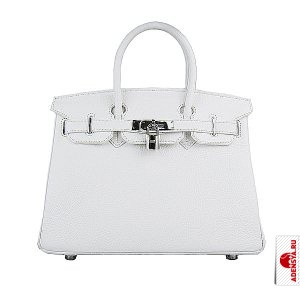 Сумка Hermes Birkin 30 White.