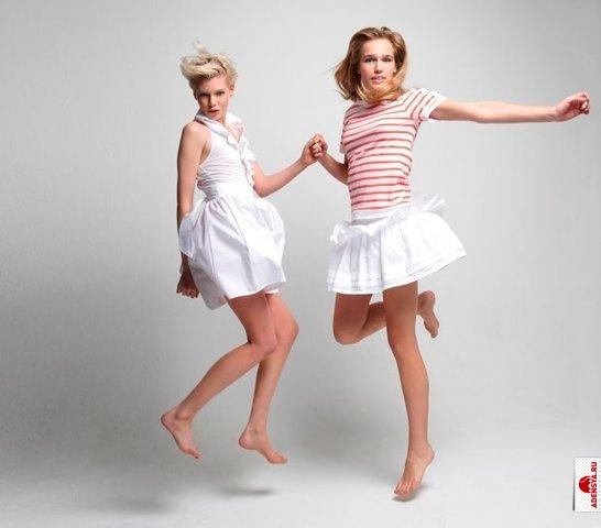 Модная стильная женская одежда