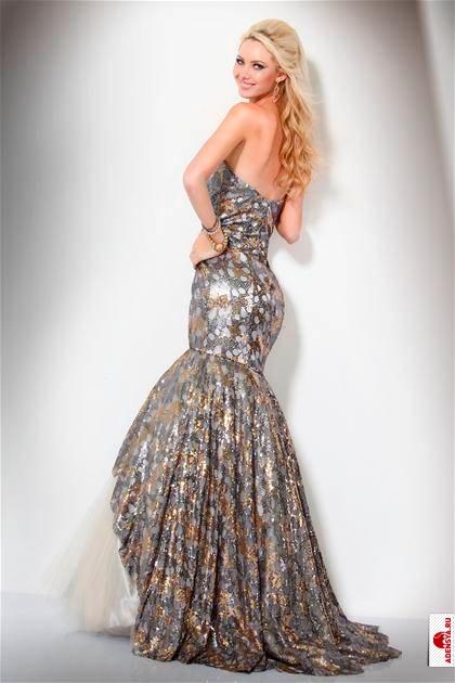 Платье русалка своими руками 2