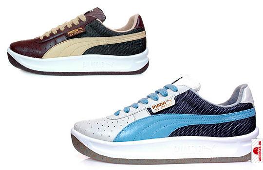 Недорогие кроссовки PUMA купить в интернет магазине