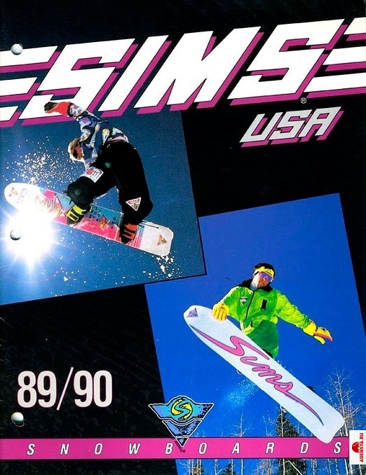 Фото №2: Sims Snowboards